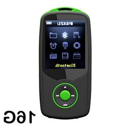 CFZC HiFi 16GB Bluetooth MP3 Player&50 Hours Playback Porta