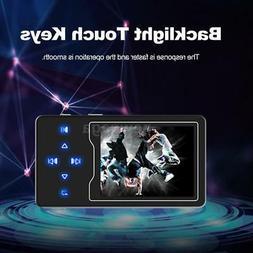 HiFi Lossless 8GB-64GB RUIZU Mini MP3 MP4 Player Music Audio
