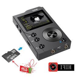 iRULU HiFi MP3 Player Bluetooth 4.0 Lossless Digital Audio P