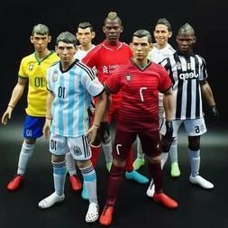 ⚽🔥 High Quality Figurine Football Player Movable Dolls