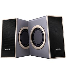 Home Computer Speakers, Mixcder MSH169 USB 2.0 Powered Surro