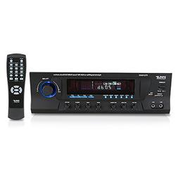 Pyle Home PT270AIU 30-Watt Stereo Am-Fm Receiver With Ipod-