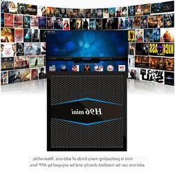 Hot Mini S905W Quad Core Android7.1 TV Box 2GB+16GB BT4.0 Me
