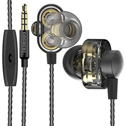 COCOCAT HR-007 Twin Driver High Resolution Heavy Bass In-Ear