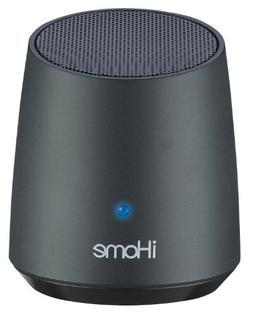 iHome IBT69BX Bluetooth Rechargeable Mini Speaker - Black