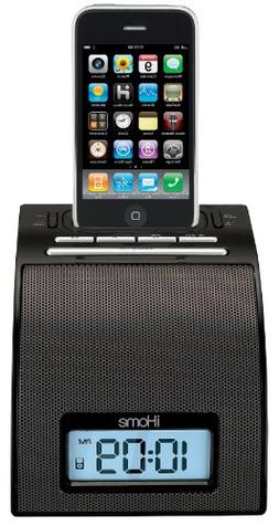 iHome iP11 30-Pin iPod/iPhone Alarm Clock Speaker Dock