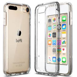 iPod Touch 5th/6th/7th Gen Case Crystal CLEAR SLIM Shockproo