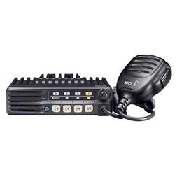 Icom IC-F5011 VHF 136-174MHz 50W 8 CHANNELS Mobile Radio