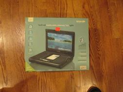 """MEMOREX IFLIP PORTABLE VIDEO PLAYER with 8.4"""" LCD DISPLAY FO"""