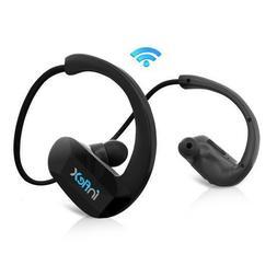 Pyle InFlex 2-in-1 Waterproof Bluetooth MP3 Player Headphone