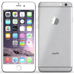 Apple iPhone 6 Plus, GSM Unlocked, 128GB - Silver