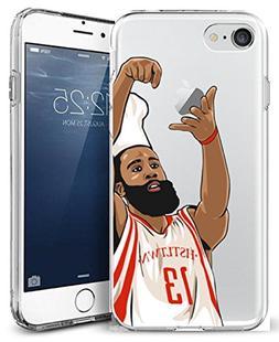 iPhone 7 Case, Chrry Cases Ultra Slim   Soft Transparent TPU
