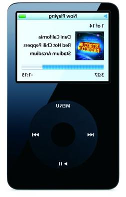 Apple 80 GB iPod AAC/MP3 Video Player 5.5 Generation