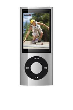 Apple iPod nano 8 GB Silver