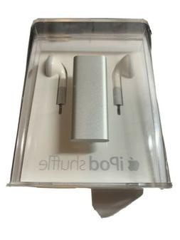 Apple iPod shuffle 3rd Generation Silver