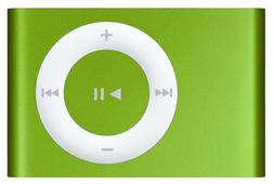 Apple iPod shuffle 1 GB Bright Green