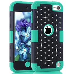 iPod Touch 5 Case, iPod Touch 6 Case, Anna Shop Diamond desi