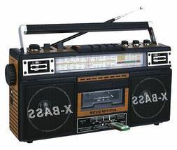 QFX J-22UWD ReRun X Radio and Cassette to MP3 Converter - Wo
