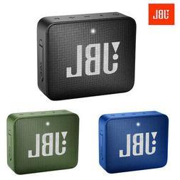 JBL GO2 IPX7 Waterproof Wireless BT Stereo Speaker Music Pla