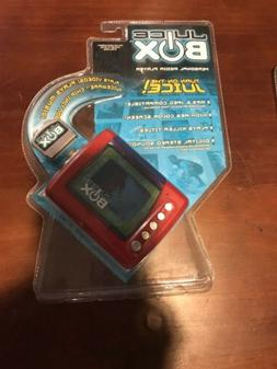 Juice Box Personal Media Player - Red
