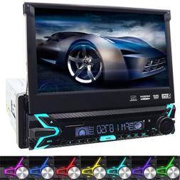 JVC KD-AV41BT 1-DIN In-Dash DVD CD USB Bluetooth Receiver w/