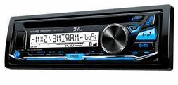 JVC KD-R97MBS Single Din Marine CD Receiver w/ Bluetooth/USB