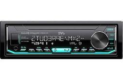 JVC KD-X350BTS 1-Din Car Digital Media Bluetooth Receiver US
