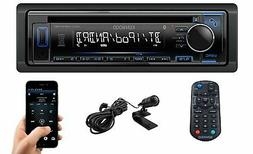 Kenwood KDC-MP372BT CD Player w/ built-in Bluetooth, USB/AUX