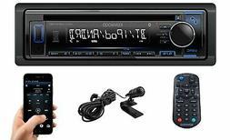 Kenwood KDC-MP372BT CD Player w/ built-in Bluetooth, USB/AUX