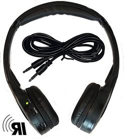 2 Channel KID SIZE Universal IR Infrared Wireless or Wired C