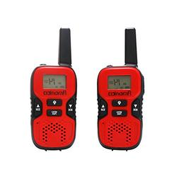 Amanico Kids Walkie Talkies, 22 Channel FRS/GMRS 2 Way Radio