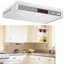 Kitchen iLive Under Counter Cabinet Stereo Radio Bluetooth C