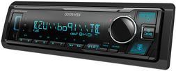 Kenwood KMM-BT328 MP3/USB/AM/FM NO CD Media Player Bluetooth