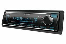 Kenwood KMM-BT322U Single Din Digital Media Receiver with Bl