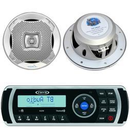 Kenwood KMR-D372 Marine Boat CD MP3 Radio USB iPod iPhone Pl