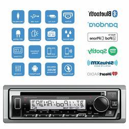 Kenwood KMR-D375BT Marine Boat CD/WMA/MP3 Player Bluetooth P