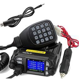 TALKCOOP KT-8900D 25W/20W Dual Band VHF/UHF Mini Color Scree