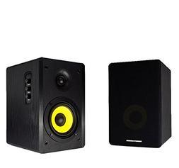 Thonet and Vander Kurbis Bluetooth - 300 Watts Wood Hi-Fi Bl