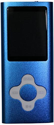 Vertigo 0110BL 4 GB MP4 Player