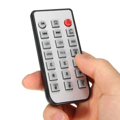 "1 DIN 7"" HD Touch Screen MP5 Player Bluetooth MP5 BT"