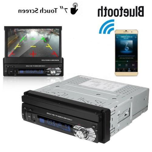 1 Single HD Touch MP5 Bluetooth MP5 FM