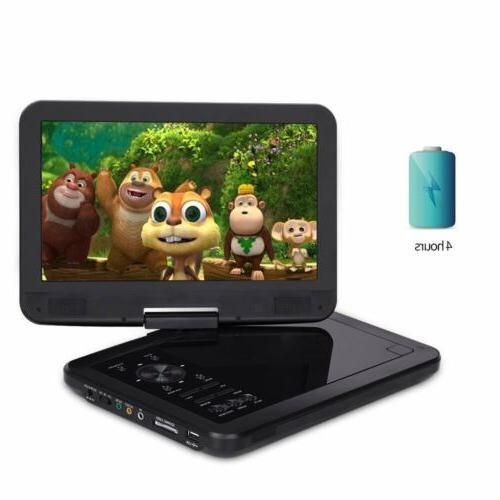 """10.5"""" DVD Swivel Screen TV VCD Video for"""