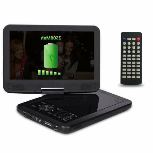 "10.5"" Portable DVD Swivel Screen CD VCD Video for Car"
