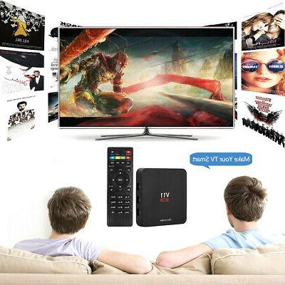 V11 Android 6.0 2GB/8GB Wifi 4K 3D Media Player