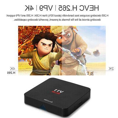V11 Smart Android Quad 2GB/8GB Wifi 3D Media