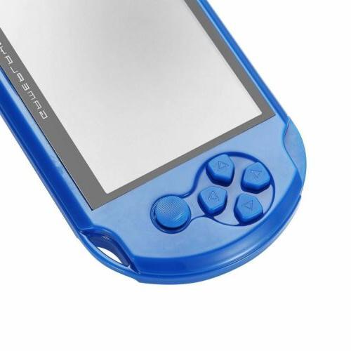 128 X9 Handheld MP4 10000 Game