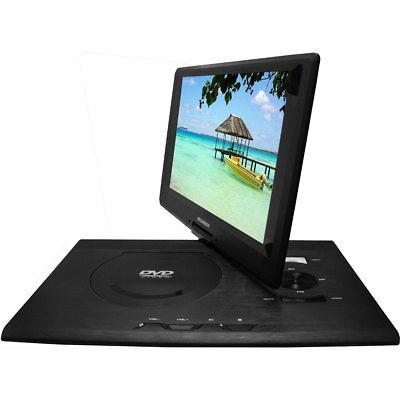 Sylvania Portable DVD Player USB/SD Reader -