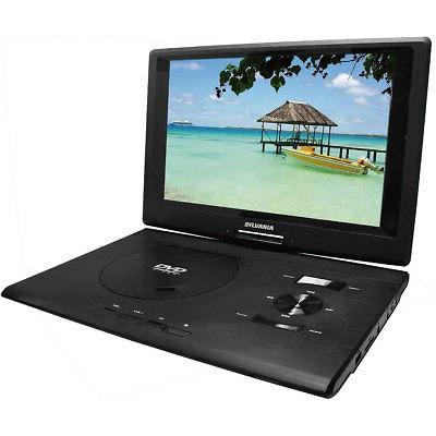 Sylvania Portable w/ USB/SD Card Reader