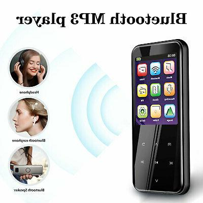16/32GB Bluetooth Touch MP3 Sport Lossless Sound
