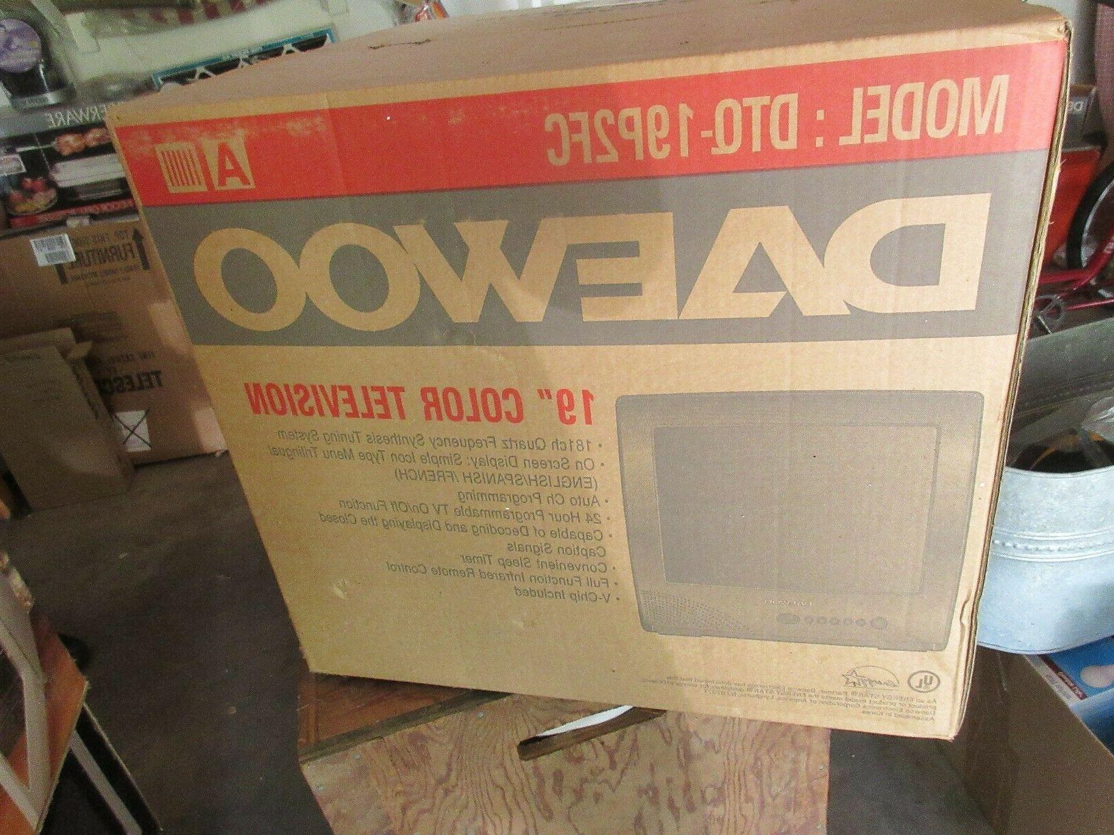 Daewoo Television , , Model: